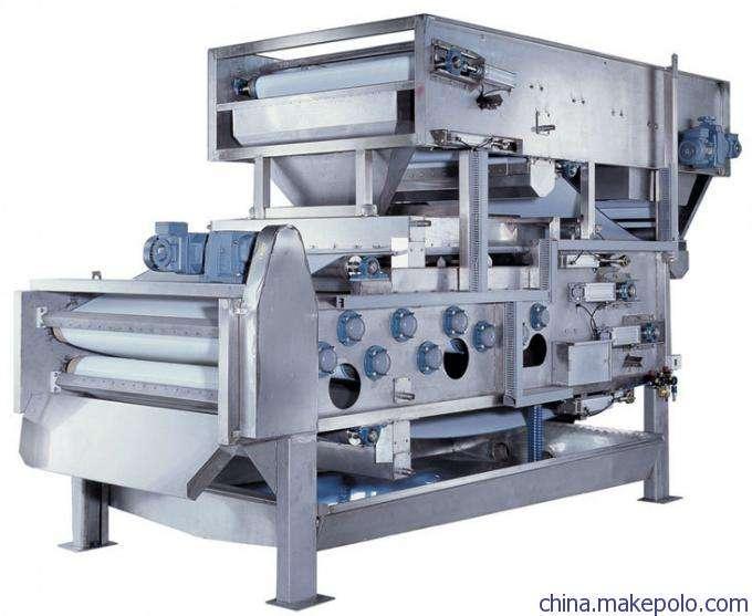 木薯渣脱水处理设备介绍