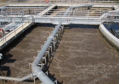 污水处理厂污泥中水的组成和污泥脱水效率影响因素